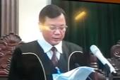 Clip: Tòa tuyên án ông Đinh La Thăng và các đồng phạm