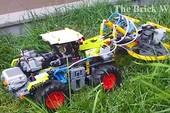 Trang thiết bị nông nghiệp hiện đại làm từ... Lego