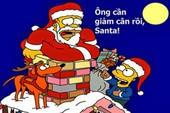 Cười nôn với ảnh chế ông già Noel