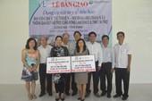 MedShare tặng vật tư y tế cho Trà Vinh, Long An