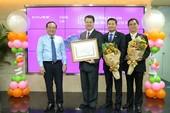 Chubb Life Việt Nam nhận bằng khen của UBND TP.HCM