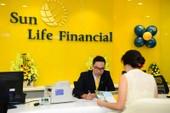 """Sun Life:  """"Công ty BH tăng trưởng nhanh nhất Việt Nam"""""""