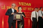 Vedan Việt Nam tri ân người lao động gắn bó hơn 20 năm