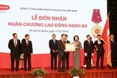Dai-ichi Việt Nam đón nhận huân chương Lao động hạng Ba