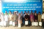 VWS: 400 phần quà, khám bệnh cho người nghèo Bình Chánh