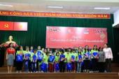 Vietbank và Bệnh viện CIH chăm lo Tết cho trẻ em nghèo