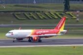 VietJet khai thác chuyến bay quốc tế ở nhà ga T4 Changi