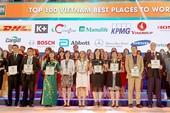 Manulife VN: Nơi làm việc tốt nhất ngành bảo hiểm 2017