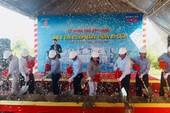 Saigon Co.op động thổ xây siêu thị Co.opmart Phan Rí Cửa