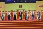 Khánh thành nhà máy vật liệu xây dựng Hoa Sen Yên Bái