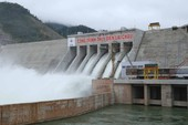 Thủy điện Lai Châu: Công trình kỷ niệm 60 năm ngành xây dựng