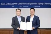 Ngân hàng Shinhan hợp tác Fintech cùng Zalo