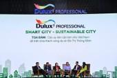 'Xây dựng đô thị thông minh, hướng đến phát triển bền vững'