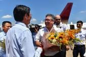 Cảng hàng không Vân Đồn: Thành công chuyến bay đầu tiên