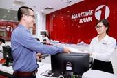 Chuyển tiền quốc tế, điện phí 0 đồng tại Maritime Bank
