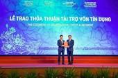 Vietcombank đáp ứng nguồn vốn các dự án trọng điểm quốc gia