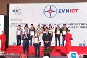 EVNICT đạt Top 50 doanh nghiệp CNTT năm 2018