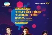 Cùng Sơn Tùng M-TP, Tóc Tiên 'đại náo' truyền hình tương tác
