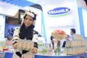 Sản phẩm sữa Vinamilk ra mắt ấn tượng tại hội chợ quốc tế