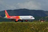 Ngừng khai thác 4 chuyến bay tại Chu Lai vì thời tiết xấu