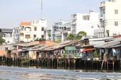 TP.HCM: Di dời gần 16.700 căn nhà ven kênh rạch