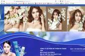 """Công ty sản xuất mỹ phẩm của Phi Thanh Vân bị """"soi"""""""