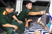 Trực thăng bay đêm ra Trường Sa cứu bệnh nhân nguy kịch