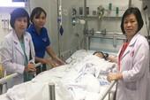 Bé gái mất 1 chân, rách tầng sinh môn sau tai nạn giao thông