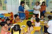 Một trường mầm non có tới 27 trẻ bị tay-chân-miệng