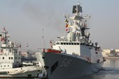 Trung Quốc dẫn đầu cuộc đua vũ trang châu Á