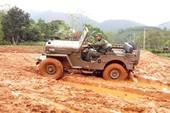 Thú chơi xe Jeep