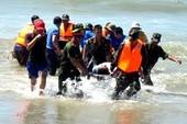 Cà Mau: Đã vớt được xác thuyền viên mất tích trên biển