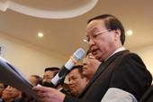 Clip lễ truy điệu ông Nguyễn Bá Thanh