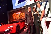 """Bom tấn """"Fast & Furious 7"""" dùng cả siêu xe trị giá 3,5 triệu USD"""