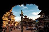 Nepal yên bình trước động đất qua góc máy của người Việt
