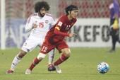 Thua UAE, U-23 Việt Nam ngẩng cao đầu rời giải