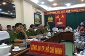 Clip Tướng Phan Anh Minh và CATP họp báo vụ quán 'Xin Chào'