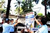 Clip:Phó Chủ tịch quận 3 dọn dẹp hàng rong ở Hồ Con Rùa