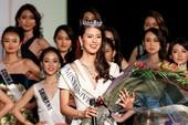 Hoa hậu Hoàn vũ Nhật Bản 2017 bị chê kém xinh
