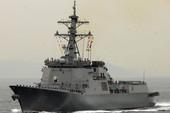 Sức mạnh tàu khu trục hiện đại nhất của Hàn Quốc