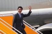 Thủ tướng Canada và Singapore đã tới Đà Nẵng