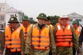 Phó Thủ tướng kiểm tra việc phòng chống bão ở Sóc Trăng