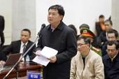 Clip: Ông Đinh La Thăng nói lời sau cùng tại tòa