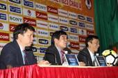 VFF họp báo sau chiến tích của U-23 Việt Nam