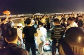 2 khách Trung Quốc đuối nước khi tắm biển Mỹ Khê
