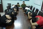 Nhóm thanh niên phê ma túy trong chung cư sau đi 'bão'