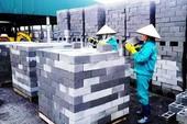 Xử phạt các cơ sở sản xuất vật liệu xây dựng