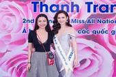 Lại Thanh Hương tái xuất so eo với á hậu Thanh Trang