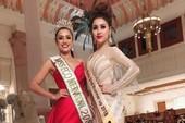 Thư Dung đăng quang Á hậu 2 Miss Eco International 2018