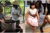 Naomi Campbell liên tục khoe ảnh ở  Việt Nam